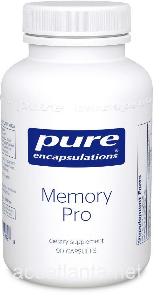 Memory Pro 90 Vegetarian Capsules