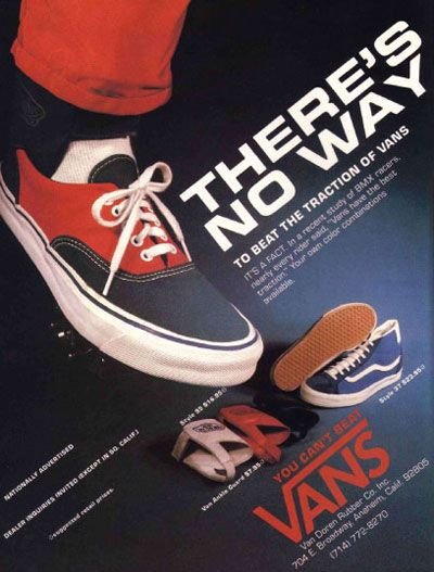 70s vans off the wall chaussures