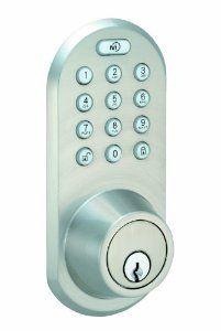Aged Bronze Master Lock BCO0312P Biscuit Privacy Door Lock