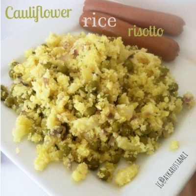Photo of Ripped Recipes – Cauliflower Rice Risotto – A