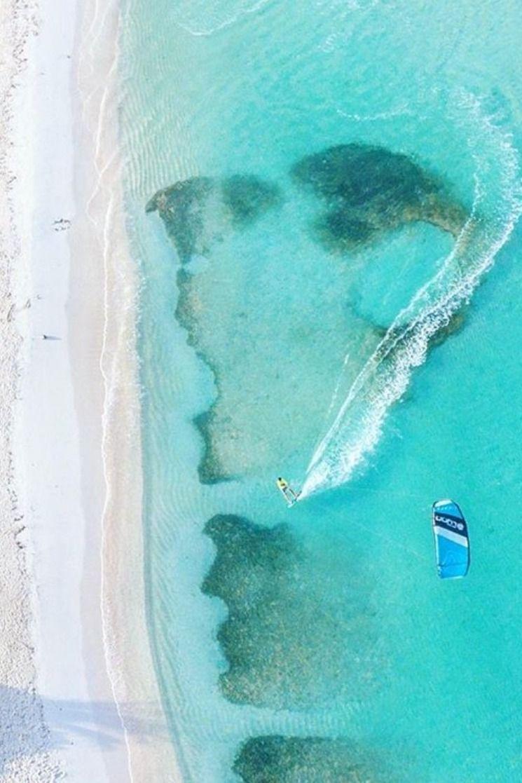 Aruba Beaches And Watersports Aruba Beach Kite Surfing Windsurfing