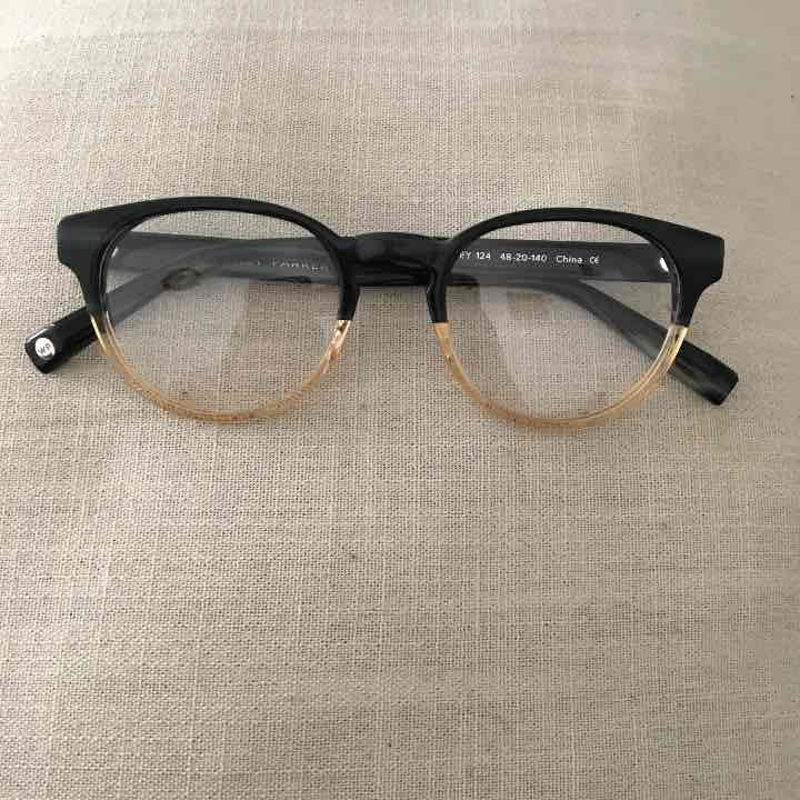 f1df840115b36 Warby Parker Percey Glasses - Mercari  Anyone can buy   sell ...