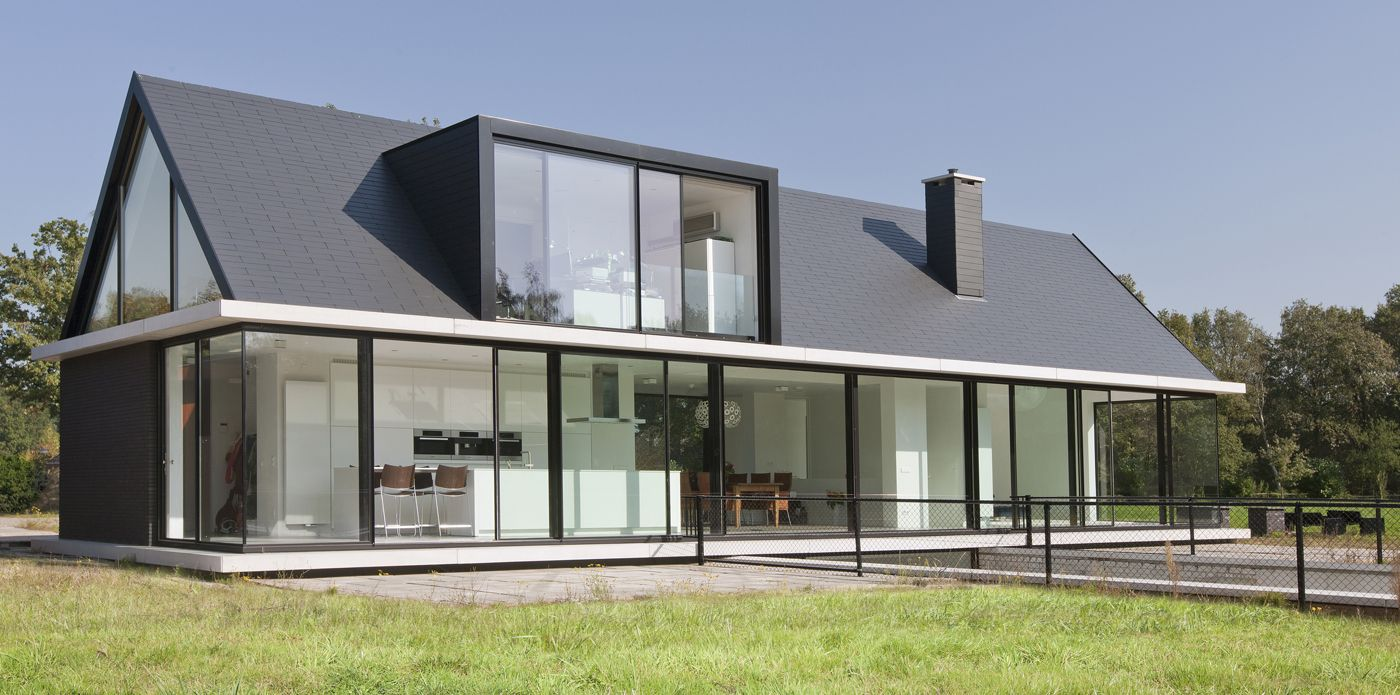 Villa landhaus modern  Villa Geldrop. | Dream house | Pinterest | Villas