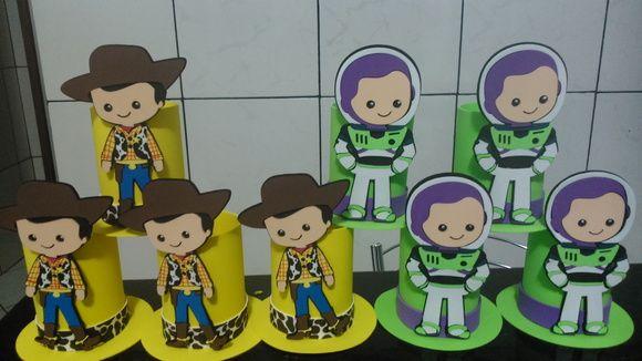 Centro de mesa Toy Story  ef337678fb8