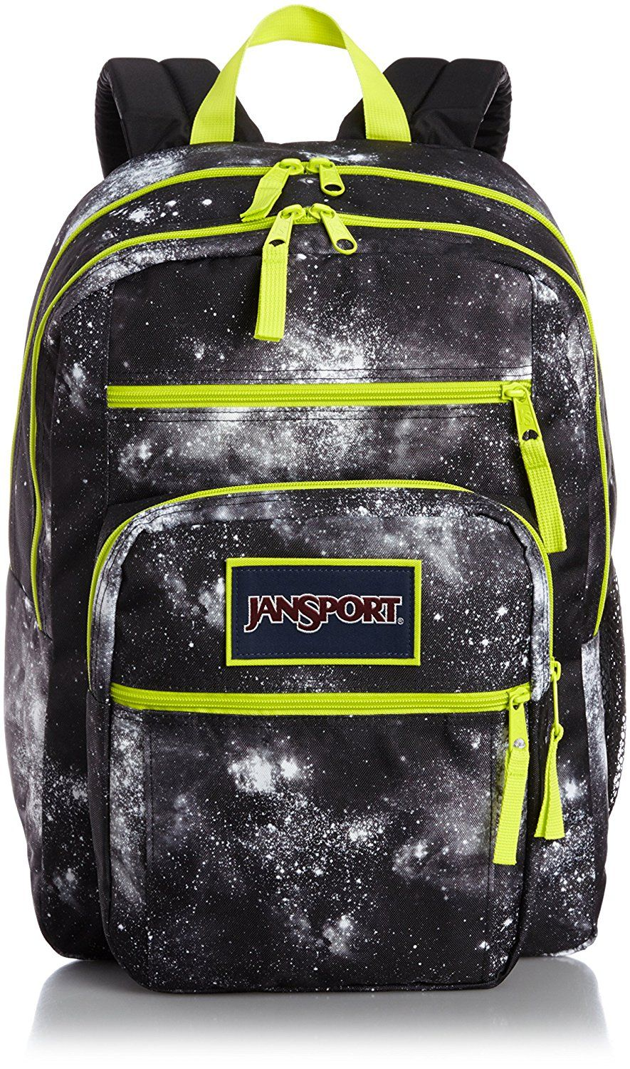 Jansport Big Student Overexposed Black Galaxy T75K02D ** You can ...