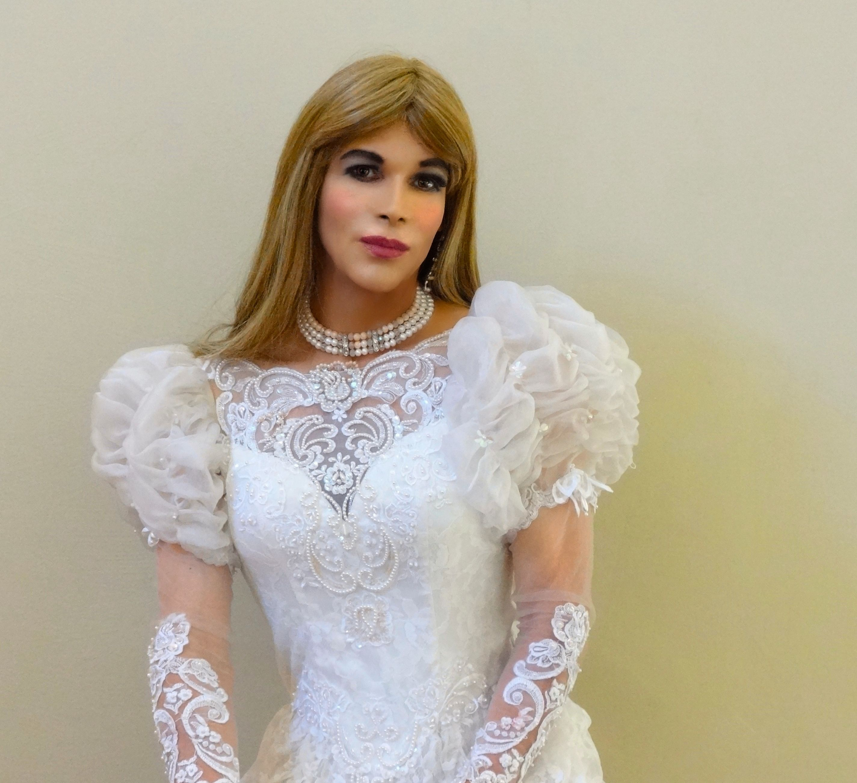 Bride photo transvestite