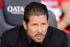 Diego Simeone does not believe that Atletico are the most dangerous team in the Champions League