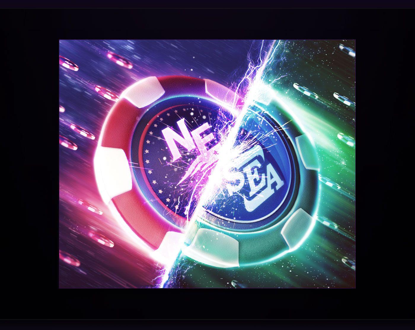 WSOP Power Shots 1 on Behance 아이콘, 그래픽