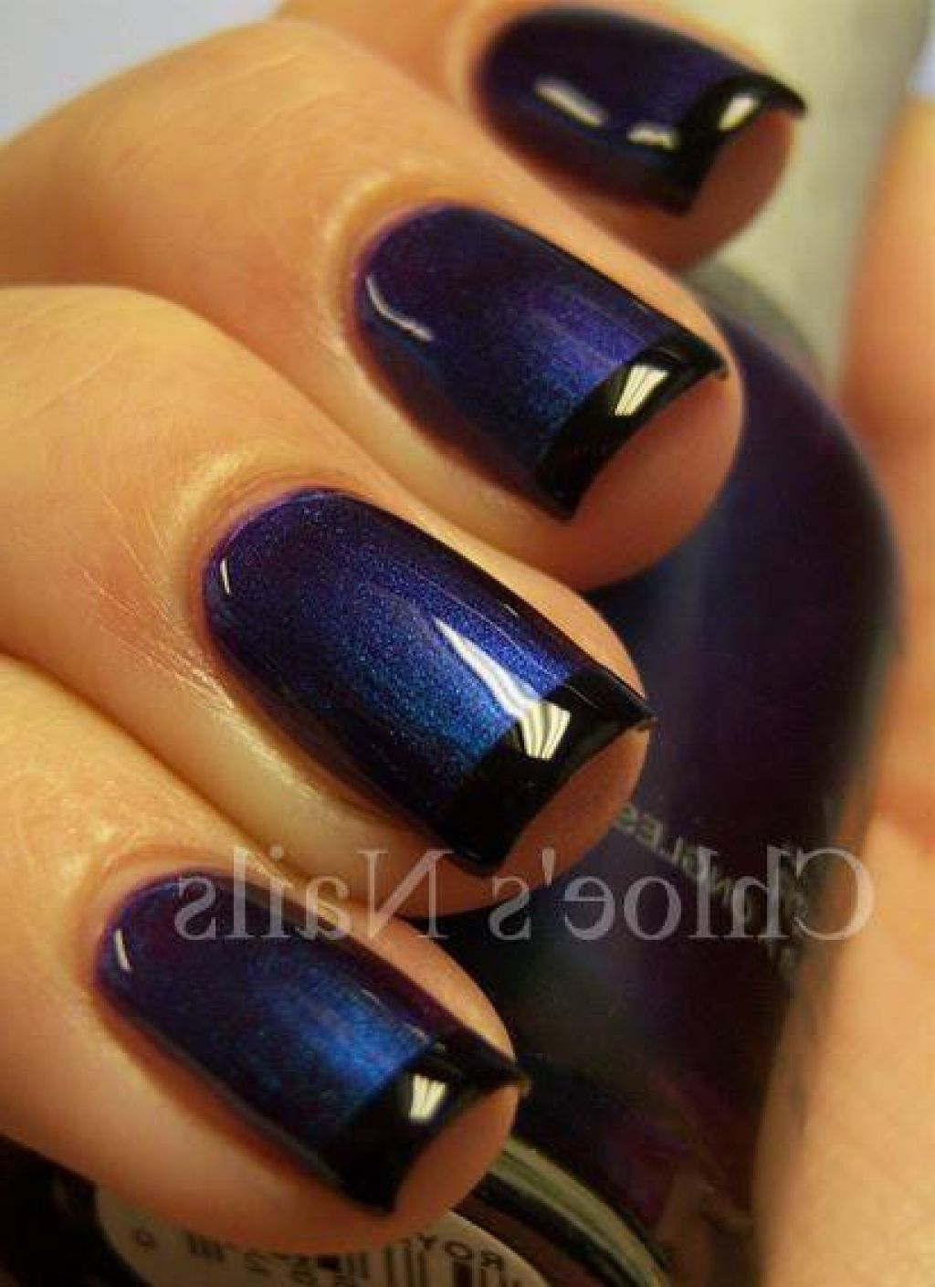 Categories Colorful Nail ArtTags cute white french tip nail designs ...