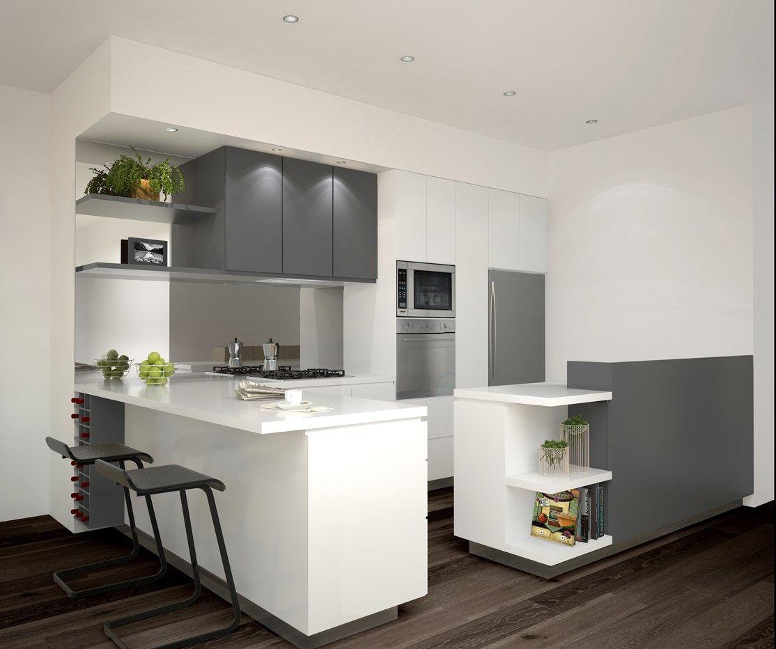 Axf Building Products China Kitchen China PVC Kitchen Cabinets China MDF/MFC Kitchen Cabinets