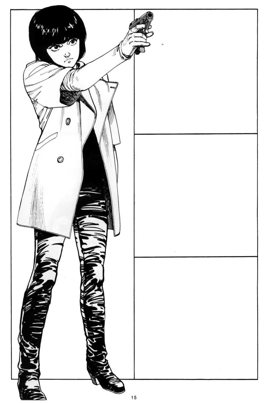 Akira By 大友 克洋 Katsuhiro ōtomo Blog Info Https En Wikipedia Org Wiki Katsuhiro Otomo Character Design References Https Nghệ Thuật Y Tưởng