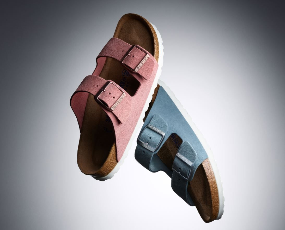 Super Soft Suede Birkenstock Sandals The Buttery Soft Feel Of