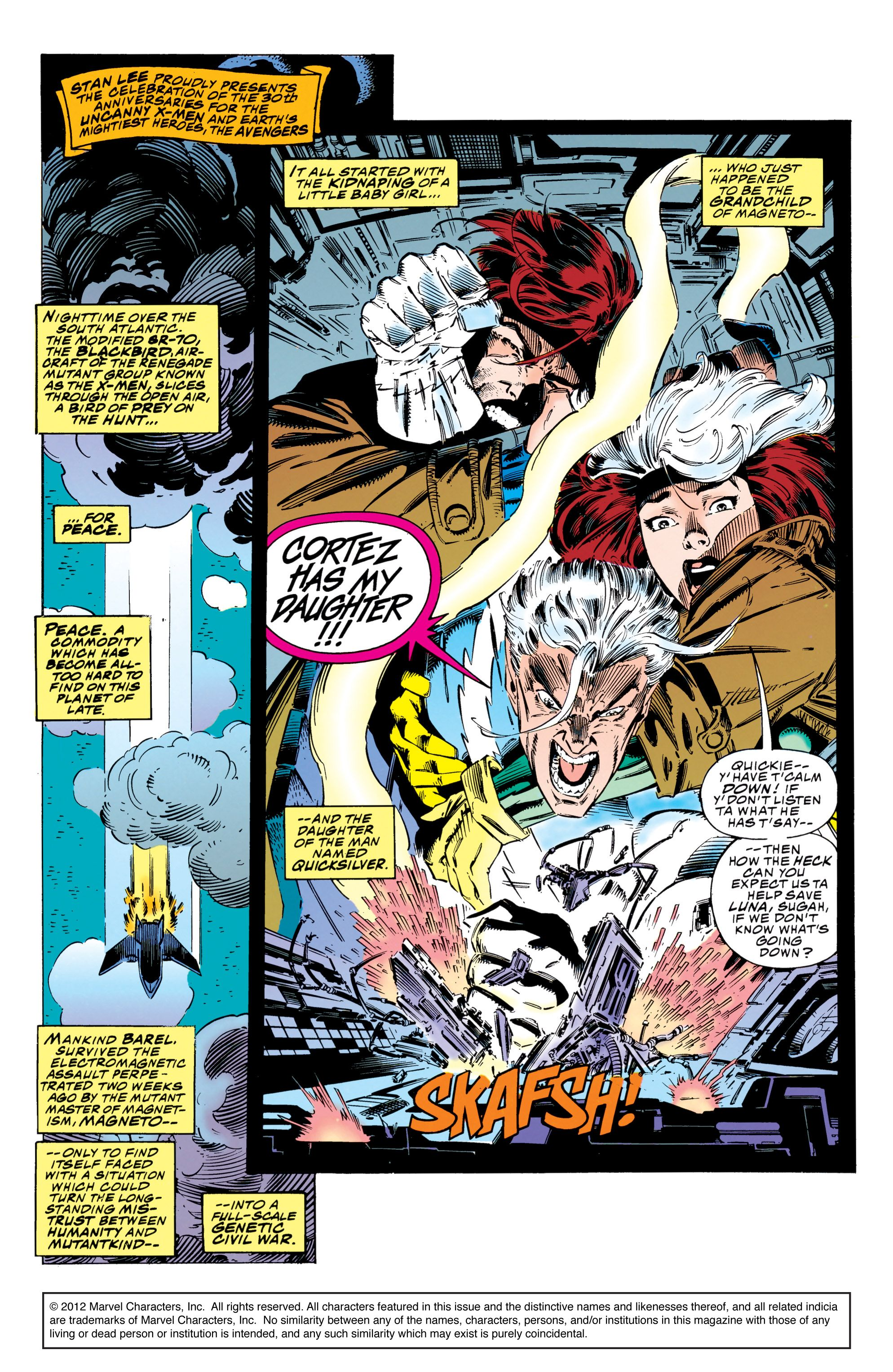 X Men 1991 Issue 26 Read X Men 1991 Issue 26 Comic Online In High Quality Quicksilver X Men Avengers