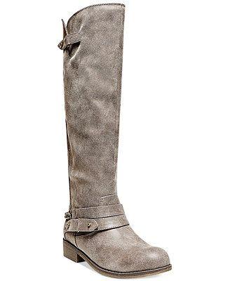 676a25facff Madden Girl Caanyon Tall Shaft Riding Boots