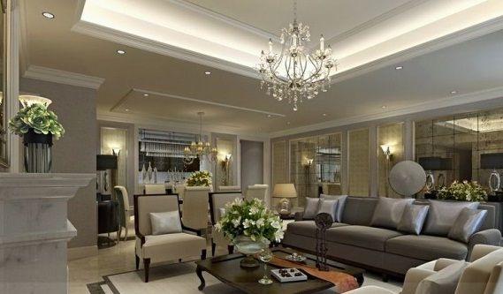 Crystal Living Room Ideas Vintage East Living Room Design