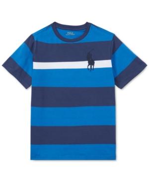 cc11dffa Polo Ralph Lauren Little Boys Striped Cotton Jersey T-Shirt ...
