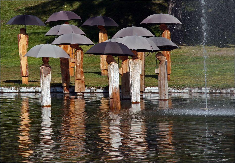 Regenschirm-Gruppe von Hercules Z.