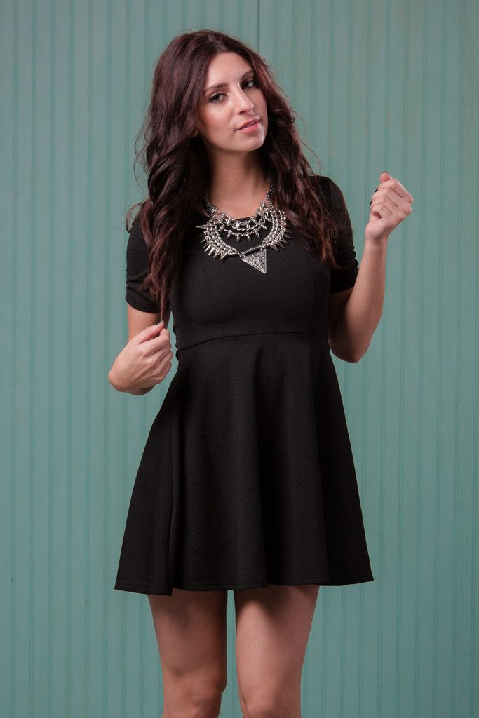 """""""Tie Me Up"""" LBD – Boutikey"""