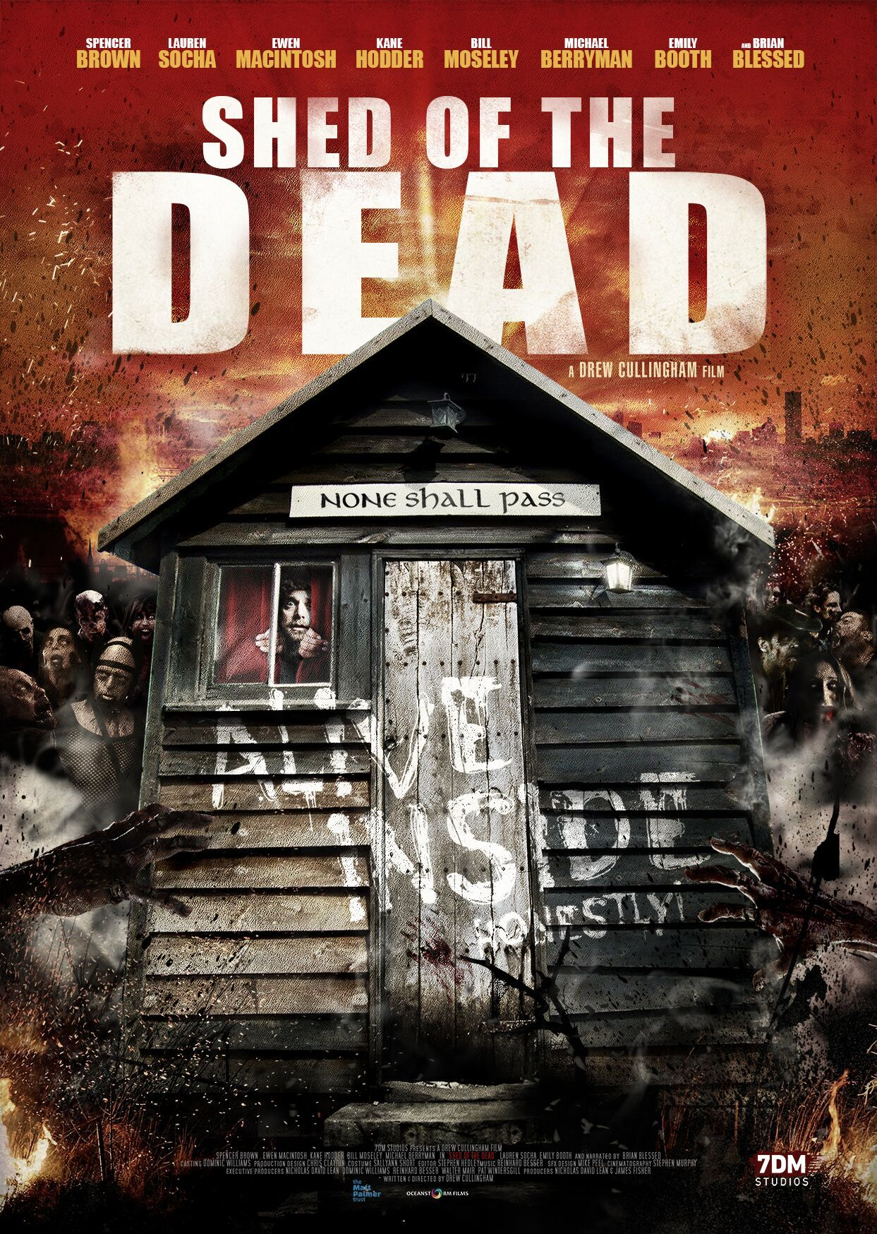Shed of the Dead movie trailer https//teasertrailer