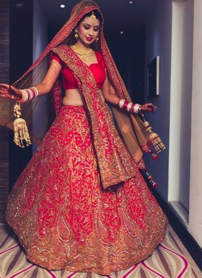 Pin by JJ Collections on Designer Wedding lehenga   Pinterest ...