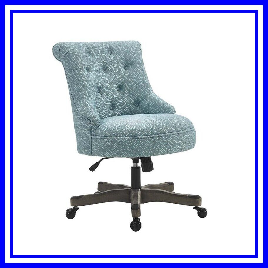 92 Reference Of Tufted Desk Chair No Wheels In 2020 Tufted Desk Chair Upholstered Chairs Chair
