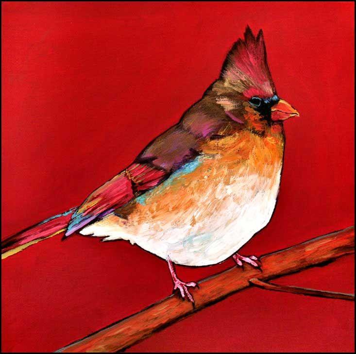 Johnathan Harris | Contemporary Wildlife Animal Paintings