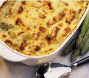 Asparagus and Salmon Lasagne | StyleNest