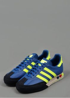 Adidas Kegler Super Trainers Sepatu Kets Sepatu