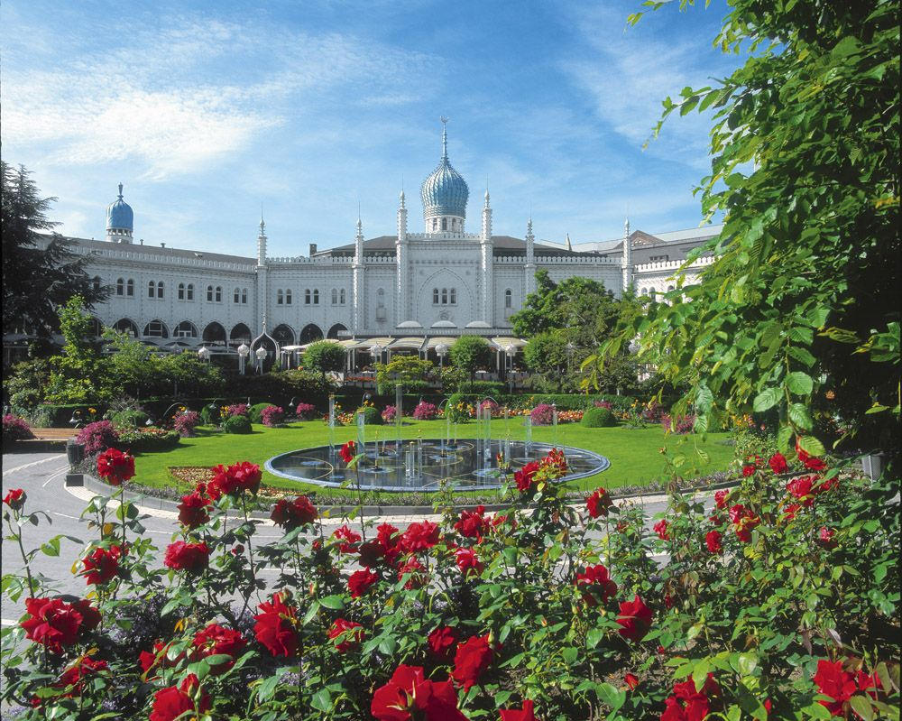 Tivoli Gardens, Denmark