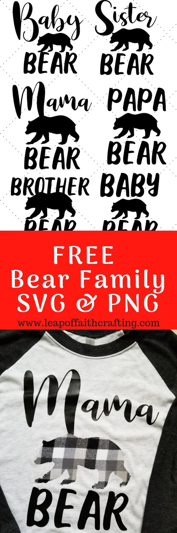 How to Make Adorable Family Pajamas for Cheap Free SVG