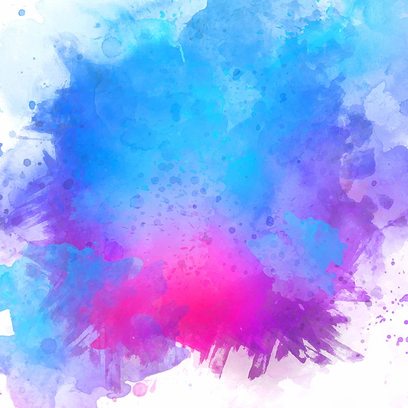 Painted Watercolour Texture 1112 Brush Effect Paint Background