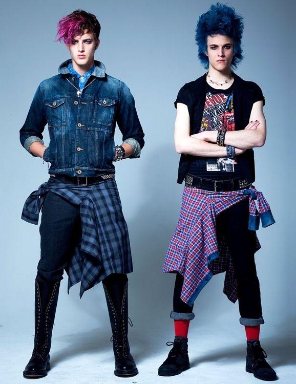 Il punk rock spesso abbreviato in punk è un genere di musica rock che si è sviluppato principalmente fra il 1976 e il 1979 da forme musicali precedenti derivate