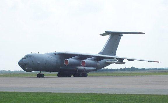 1988 Ilyushin 78 for sale in MI United States => www AirplaneMart