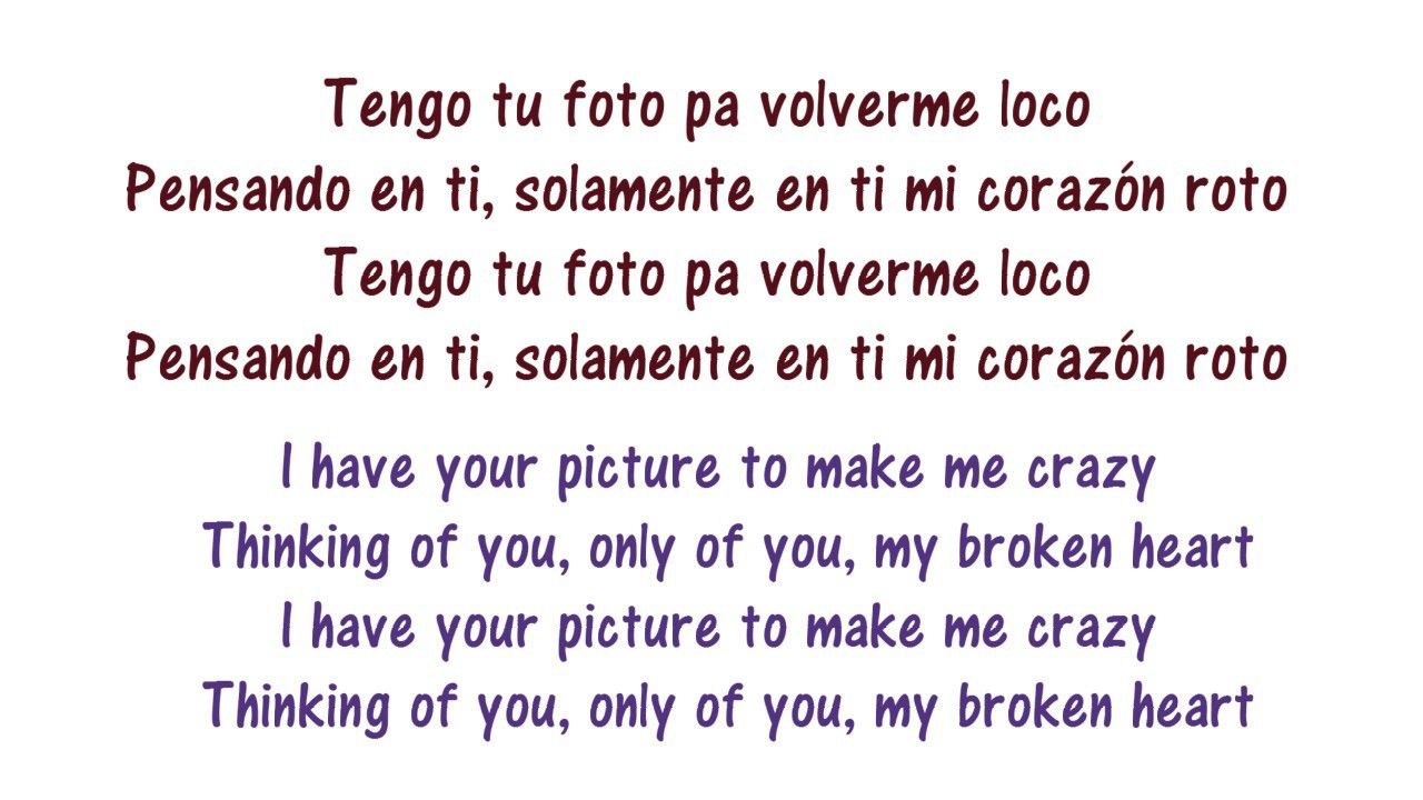 And Translationamp; Meaning Tu English Spanish Ozuna Foto Lyrics JclTFK13