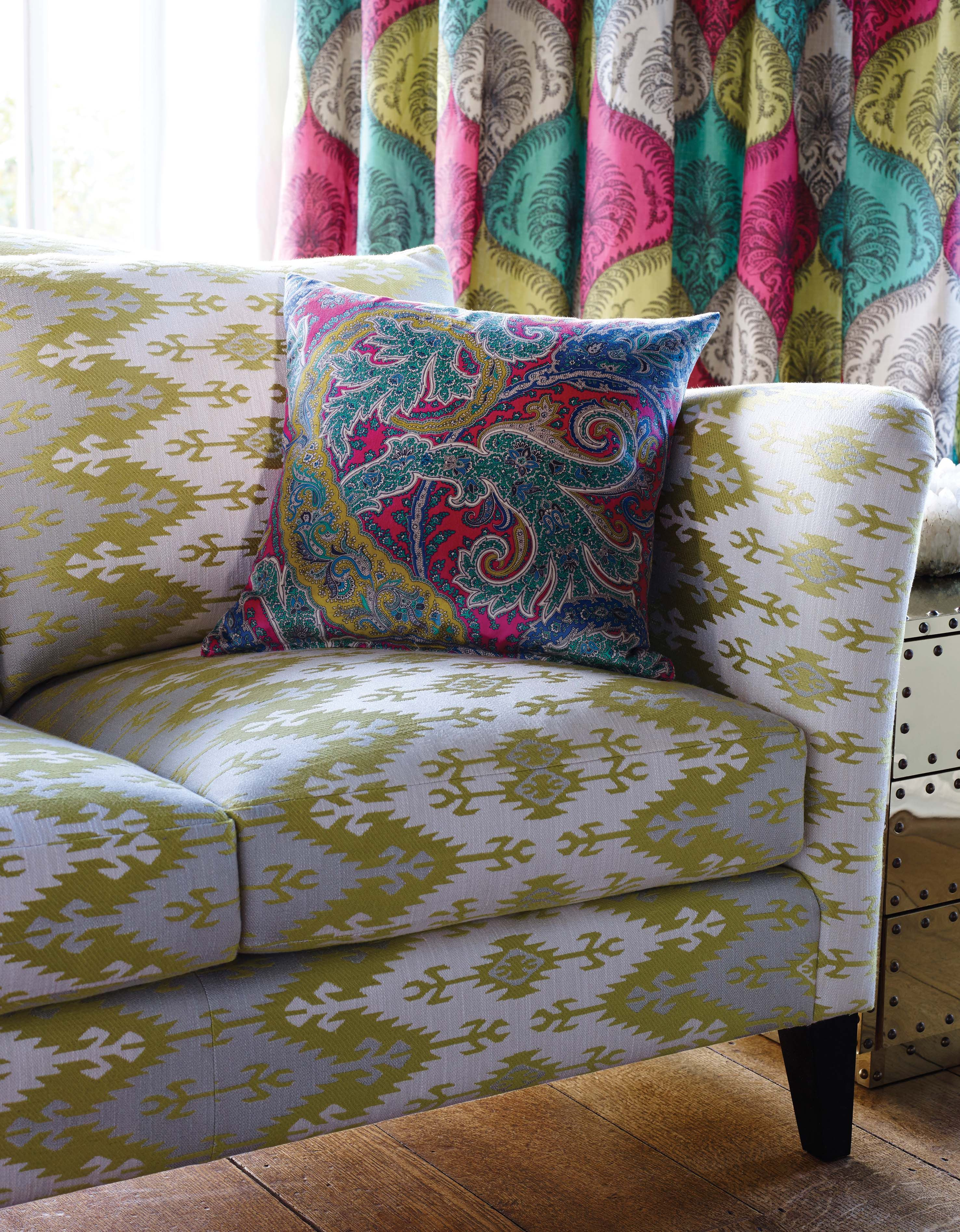 Palas from the new pasha collection at osborne little spring 2015 www osborneandlittle com