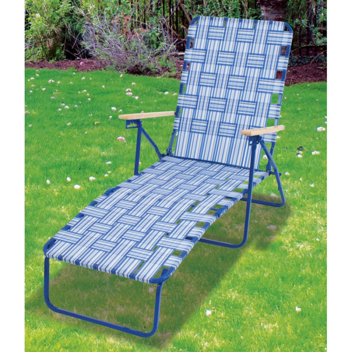 Rio Brands Rio Deluxe Folding Web Chaise Lounge Chair Hayneedle Chaise Lounge Chair Chaise Lounge Chair