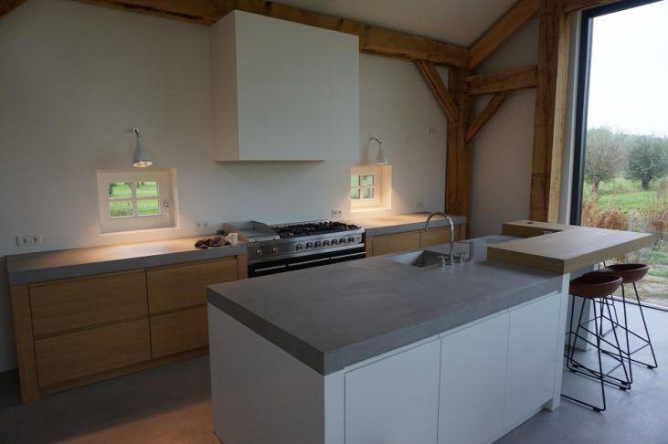 Design Keuken Decoratie : Moderne keuken met betonnen. full size of interieur moderne keuken