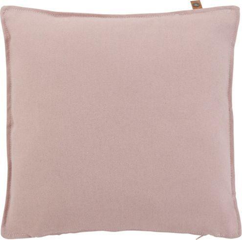 Gemütliches Zierkissen in Rosa - stilvoll und schlicht für Ihr Sofa