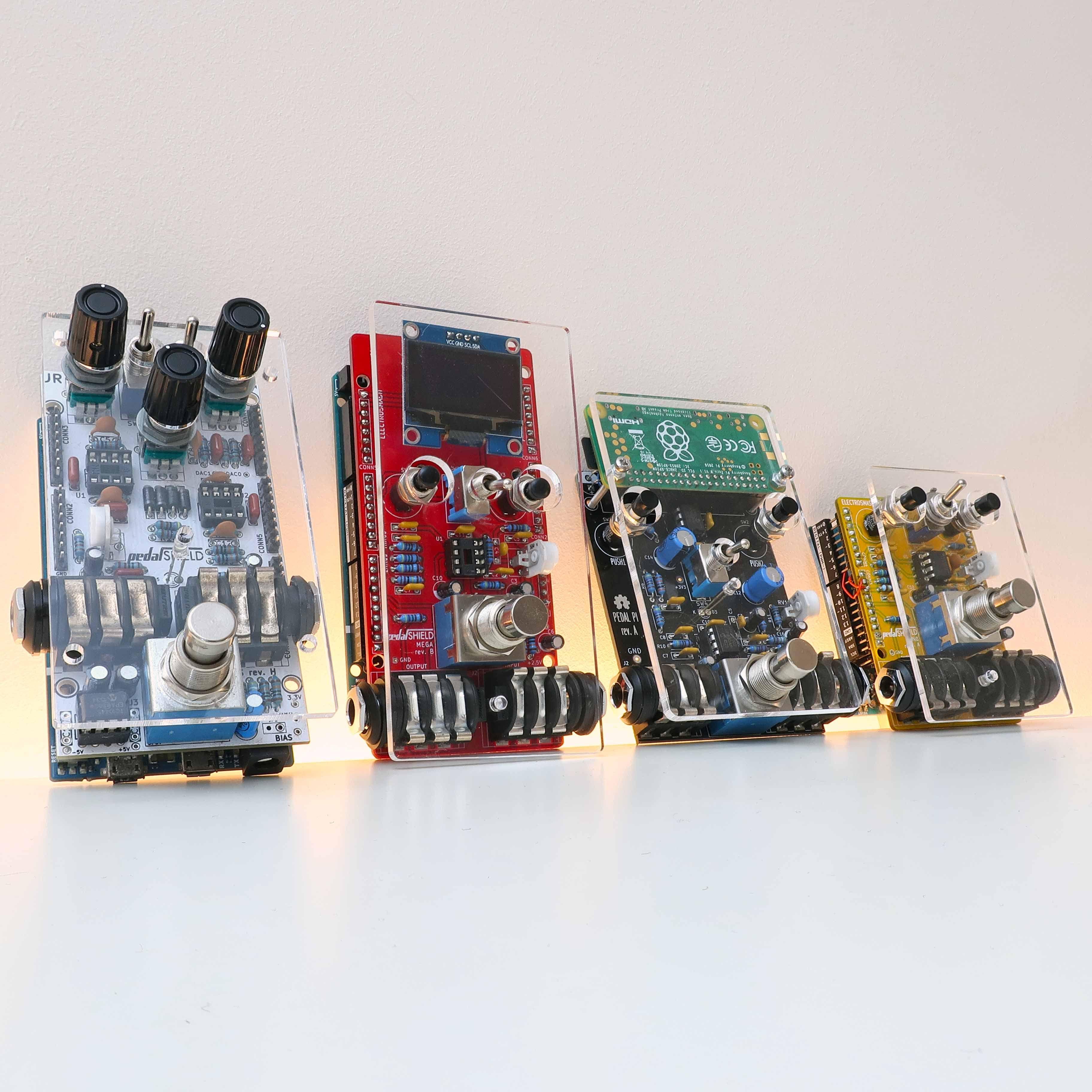 Arduino Guitar Pedals