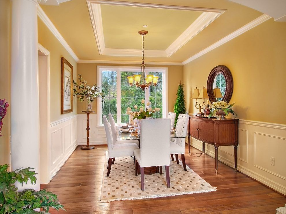 Dining Room Beadboard Wainscoting Dining Room Traditional With Impressive Wainscoting For Dining Room Inspiration