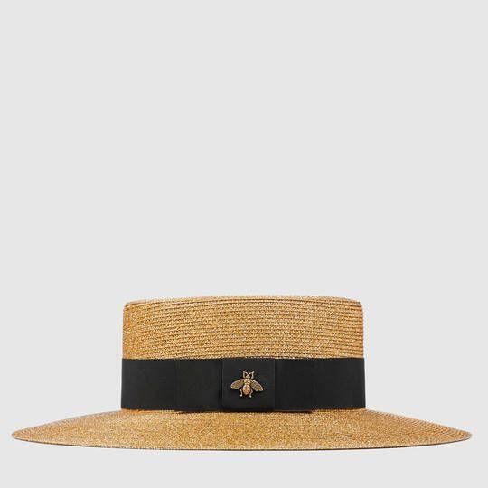 70431777 Lamé papier hat | My style | Gucci hat, Hats, Dress hats