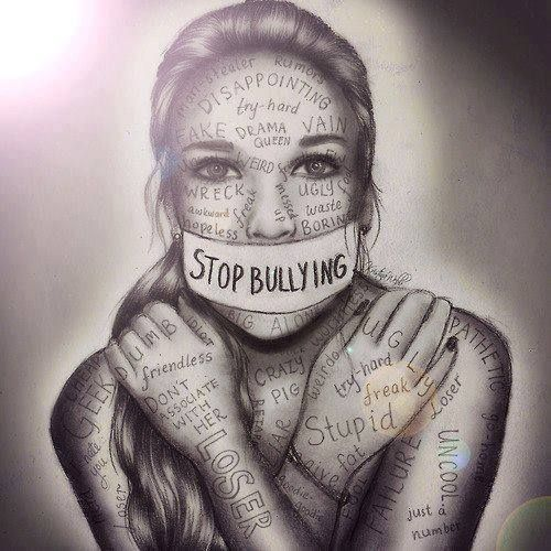 Sad Quotes About Bullying Tumblr: Stop Bullying. Picture Quotes.