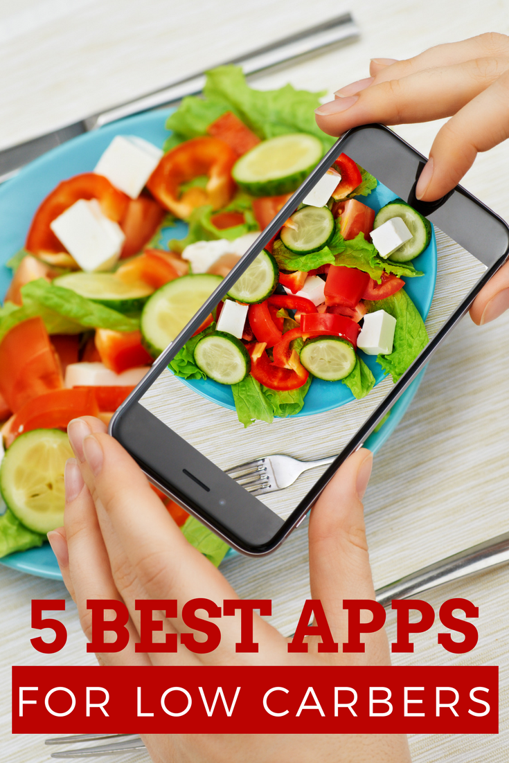 5 Low Carb Diet Apps For Tracking Carb Counts On The Go Food Food Photo Instagram Food