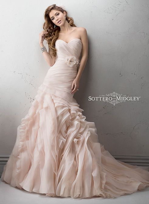 Maggie Sottero: Sorrento at Bellasposa Bridal & Photography. 11450 4th street, suite 103-104 Rancho Cucamonga ca 91730. 909-758-0176