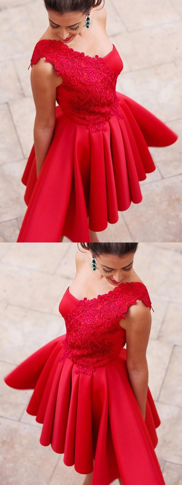 Short red amy homecoming dresses pinterest