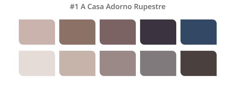 Tendencia de cores para casas 2018 externa