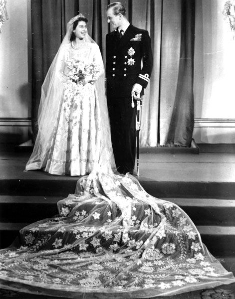 Before Charles & Diana and William & Kate, Princess Elizabeth and Philip Mountbatten celebrated their elaborate marital union on November 20, 1947.