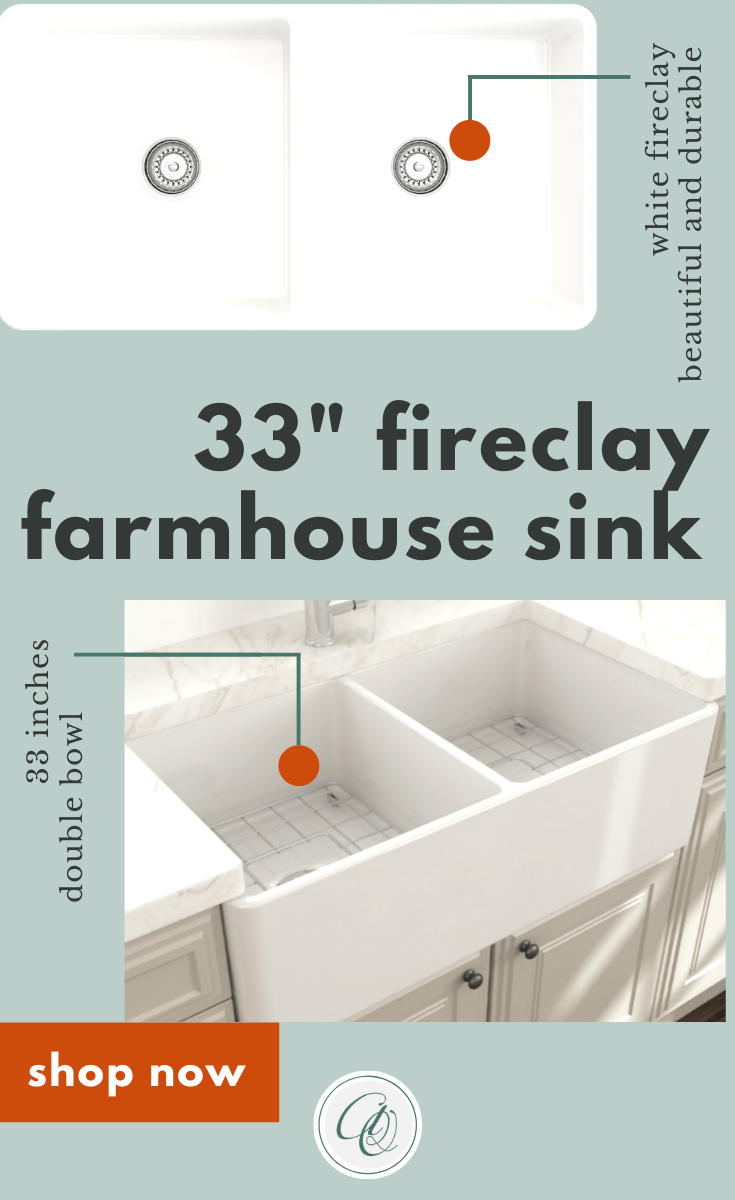 Bocchi Classico 33d Farmhouse Apron Front Sink Double Bowl Free Grid In 2020 Farmhouse Sink Installation Fireclay Farmhouse Sink Fitted Cabinets