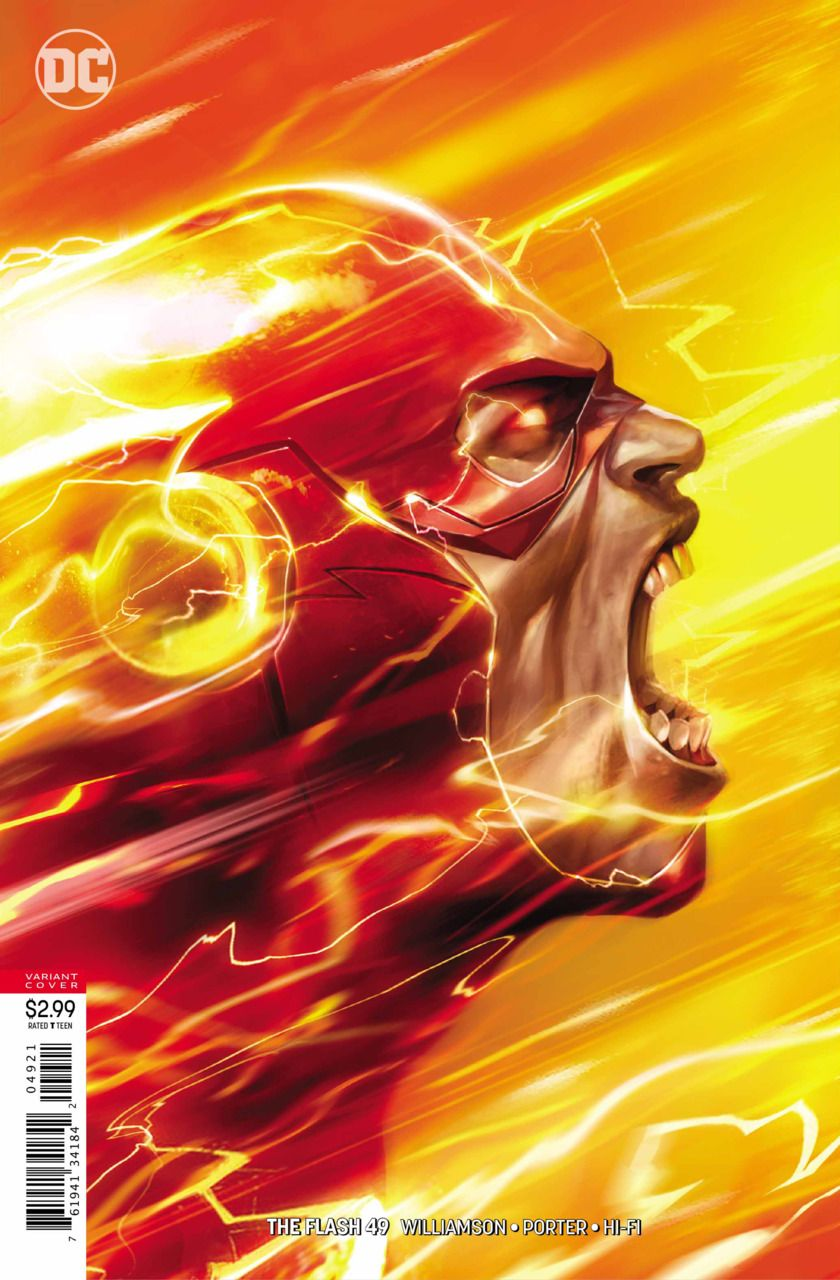 The Flash #49 - Flash War Part 3 (Issue) | Comic Book Heroes
