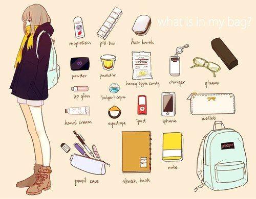 картинки для личного дневника аниме
